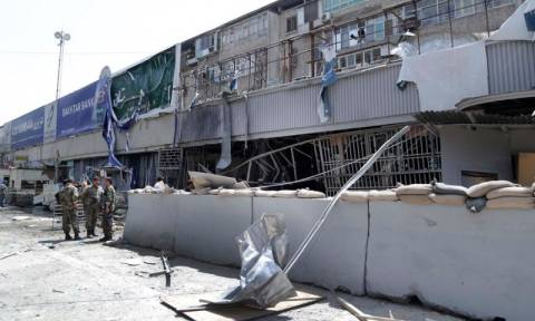 Αφγανιστάν: Τέσσερις νεκροί από επίθεση καμικάζι στην Καμπούλ (pics)