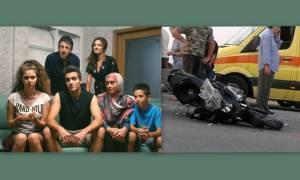 Τροχαίο ατύχημα στην Κρήτη για πρωταγωνίστρια του «Ταμάμ»