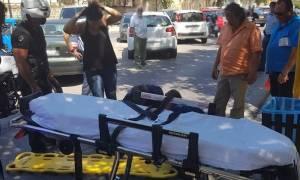 Χανιά: Αυτοκίνητο παρέσυρε μικρό παιδί (pics)