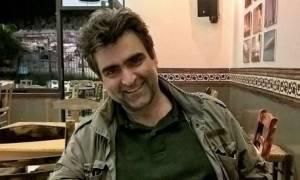Ανείπωτη θλίψη: Πέθανε ο Σταύρος Καλλώνης