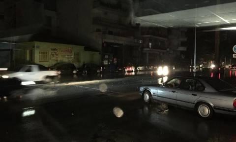 Καιρός Λάρισα: Προβλήματα στην ηλεκτροδότηση λόγω κακοκαιρίας