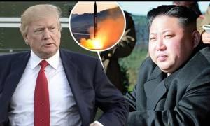 Αντίστροφη μέτρηση: «Πόλεμος ΗΠΑ – Βόρειας Κορέας έως τις 9 Σεπτεμβρίου»