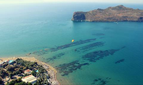 Τραγωδία στα Χανιά: Πνίγηκε κολυμβητής στην «Αγία Μαρίνα»
