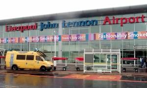 Βρετανία: Επαναλειτουργεί του αεροδρόμιο του Λίβερπουλ μετά από εκκένωση λόγω ύποπτου πακέτου (Pic)