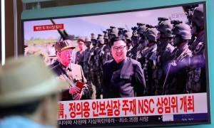Βόρεια Κορέα: Δεν είμαστε σε επίθεση αλλά σε άμυνα