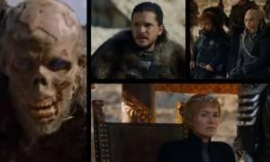 Game of Thrones: Δείτε πώς γυρίστηκε η πιο σημαντική σκηνή του 7ου επεισοδίου (Vid)