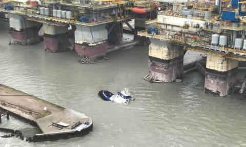 Στη Λουιζιάνα έφτασε η καταιγίδα  Χάρβεϊ - Το Τέξας μετρά τις «πληγές» του (Vids)