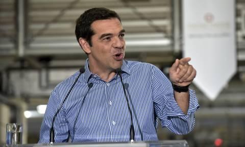 Στη δομή καινοτομίας Impact hub Athens ο Αλέξης Τσίπρας