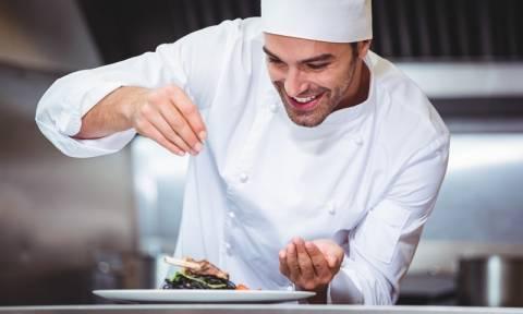 Ένας μάγειρας γεννιέται ή… γίνεται;