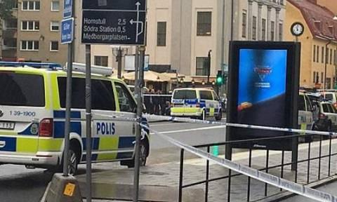 Συναγερμός στη Στοκχόλμη - Άνδρας μαχαίρωσε αστυνομικό σε κεντρική πλατεία