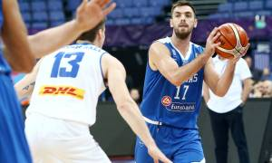 Ευρωμπάσκετ 2017: Αγωνία με Μάντζαρη στην Ελλάδα