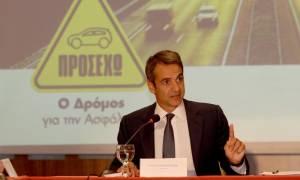 Μητσοτάκης από Ηράκλειο: Η Κρήτη πρέπει να αποκτήσει ένα σύγχρονο και ασφαλές οδικό δίκτυο