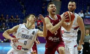 Ευρωμπάσκετ 2017: Με… θρίλερ η Σερβία