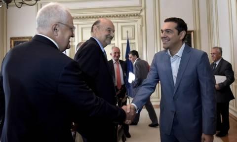 Εργαλεία ρευστότητας ζήτησε ο Αλέξης Τσίπρας από την Ένωση Ελληνικών Τραπεζών