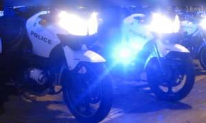 Κινηματογραφική καταδίωξη με μηχανές στη Χερσόνησο - Δύο συλλήψεις