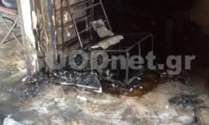 Κουμουνδούρου: Εγκληματική και φασιστικού τύπου ενέργεια η επίθεση στα γραφεία του ΣΥΡΙΖΑ Ρεθύμνου