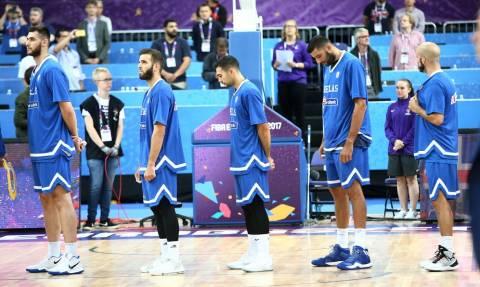 Eurobasket 2017: Δείτε live τον κρίσιμο αγώνα της Ελλάδας με τη Γαλλία