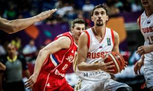 Ευρωμπάσκετ 2017: «Δάγκωσε» και τη Σερβία η Ρωσία με Σβεντ!