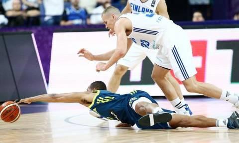Ευρωμπάσκετ 2017: Γλίτωσε από της Φινλανδίας τα... δόντια η Σλοβενία