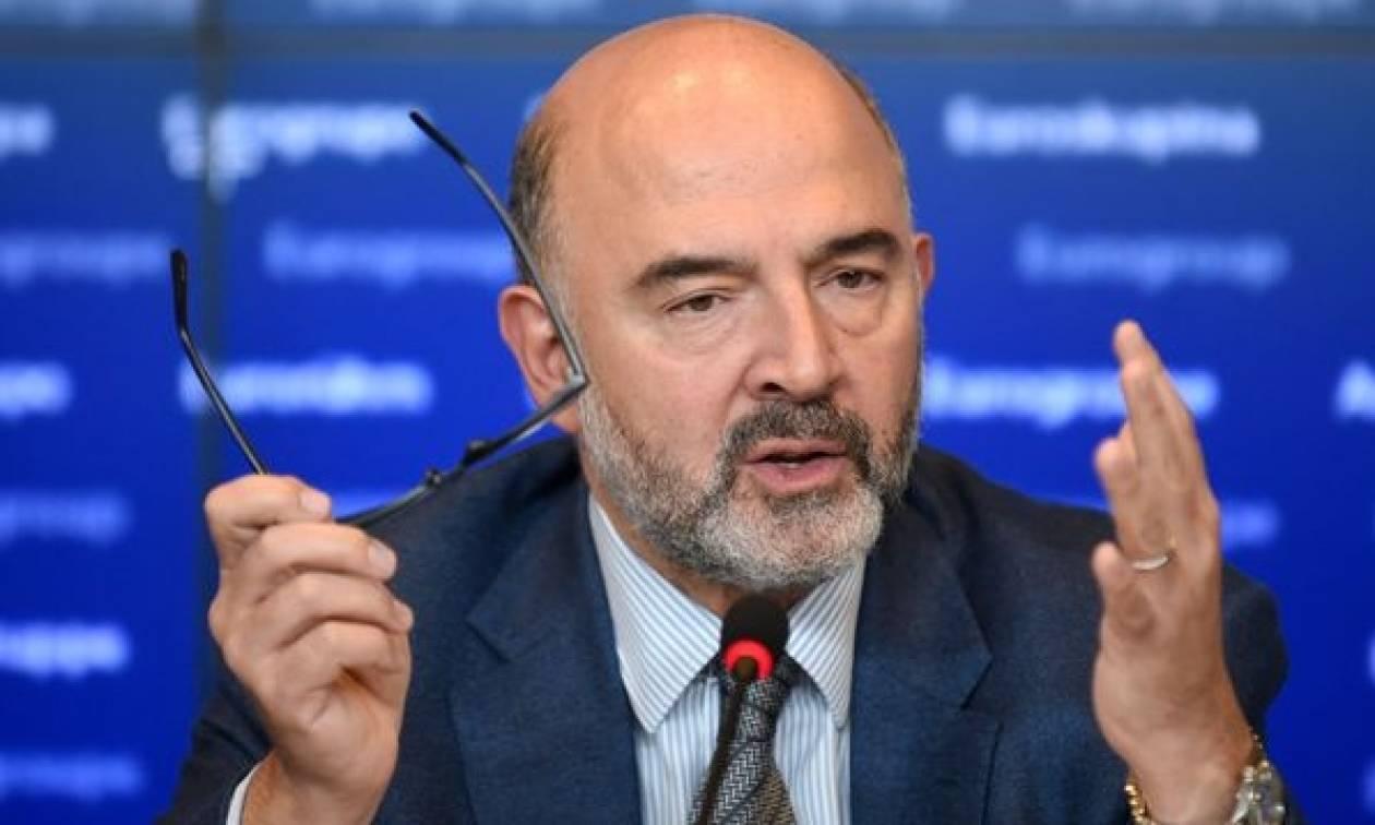 Απίστευτη «ομολογία» Μοσκοβισί: Παραβίαση της δημοκρατίας το μνημόνιο της Ελλάδας!