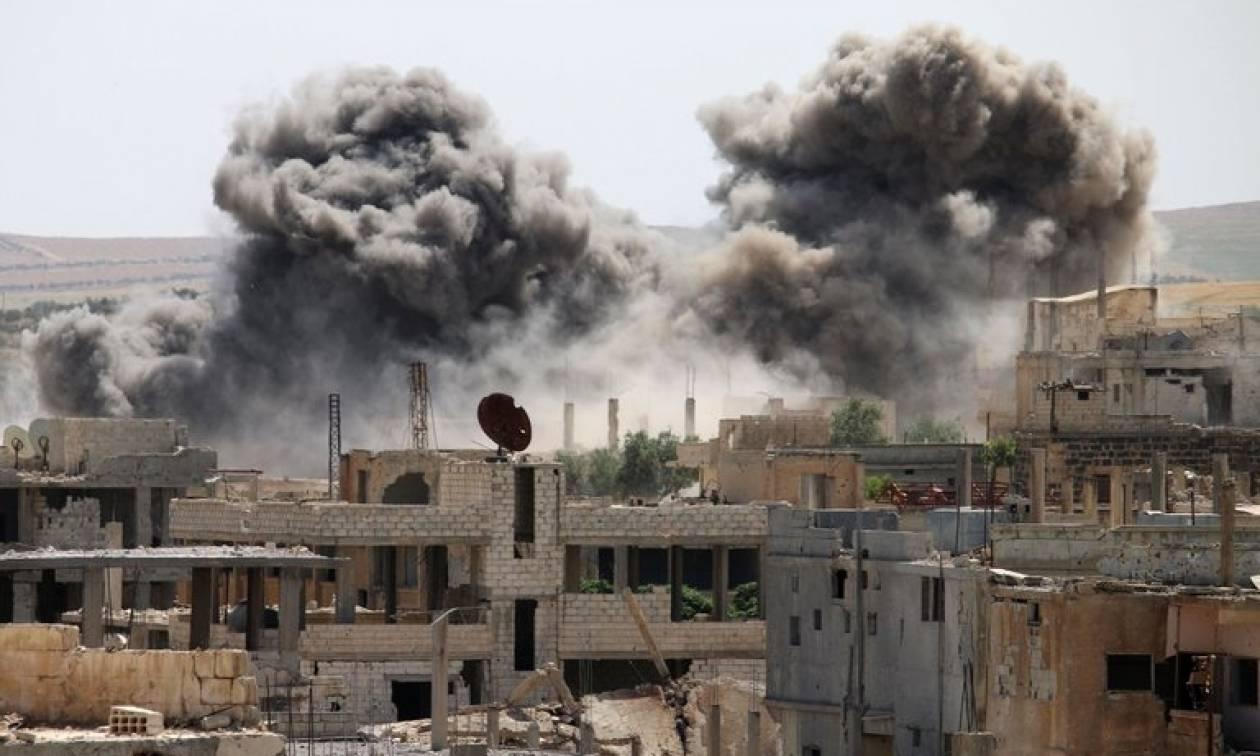 Συρία: Περισσότεροι από 150 νεκροί σε μάχες ανάμεσα σε δυνάμεις του Άσαντ και του ΙΚ