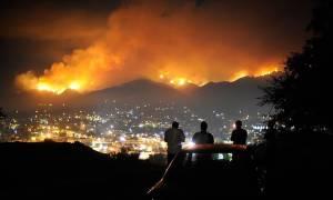 ΗΠΑ: Συνεχίζει το καταστροφικό της έργο η μεγαλύτερη φωτιά στην ιστορία του Λος Άντζελες
