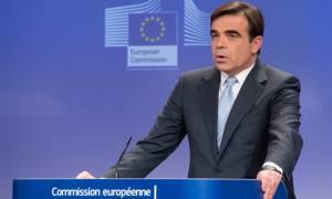 Η Κομισιόν «αδειάζει» κομψά τον Μοσκοβισί για τις δηλώσεις περί ελληνικού προγράμματος