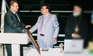 Δικαστικός επιμελητής, φίλος του Πάνου Καμμένου πανηγυρίζει για τους πλειστηριασμούς στο Ρέθυμνο