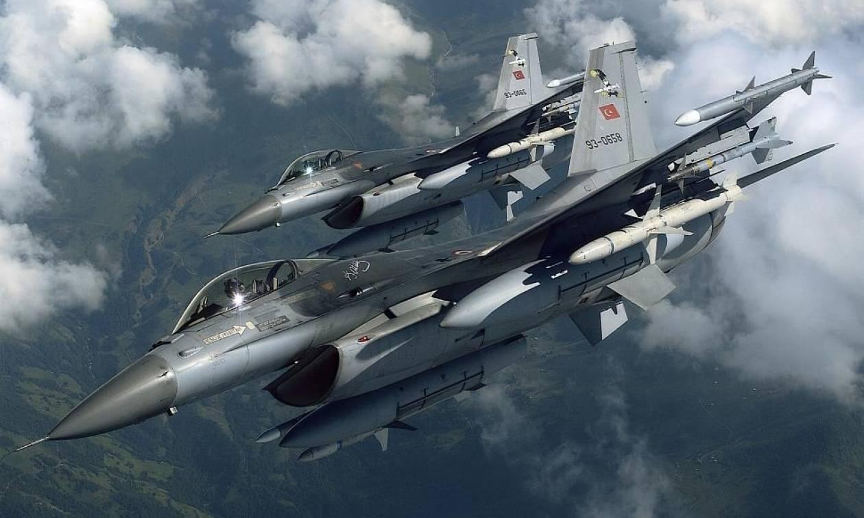 Απίστευτο: «Ξέμεινε» από πιλότους η Πολεμική Αεροπορία της Τουρκίας!
