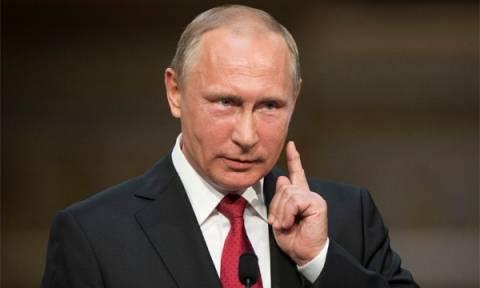 Μήνυση Πούτιν για το κλείσιμο των ρωσικών διπλωματικών εγκαταστάσεων στις ΗΠΑ