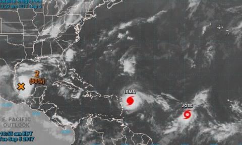 Νέα τροπική καταιγίδα απειλεί να σαρώσει τις ΗΠΑ