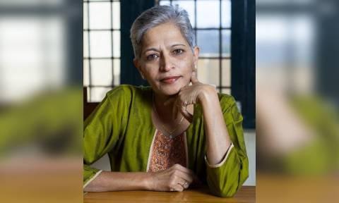 Δολοφονία δημοσιογράφου στην Ινδία