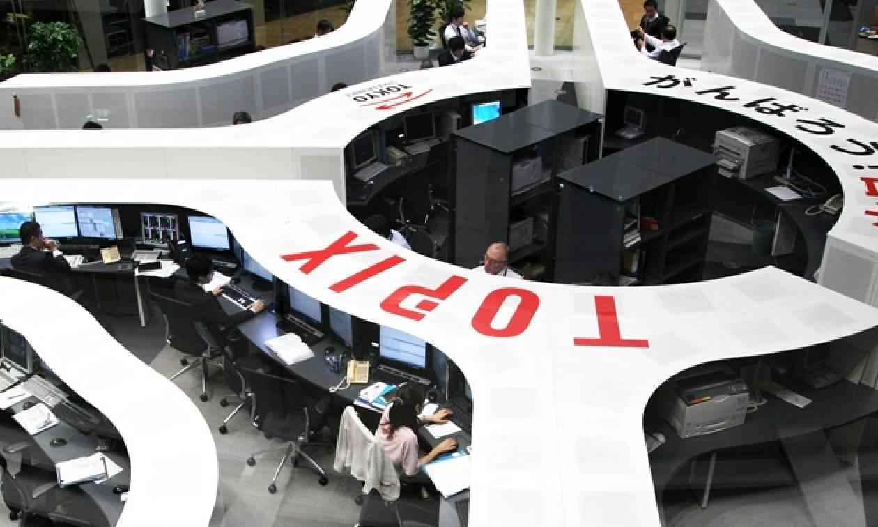 Επηρεασμένο από… Βόρεια Κορέα το ξεκίνημα στο χρηματιστήριο του Τόκιο
