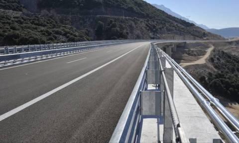 Ιόνια Οδός: Αυτό είναι το συνολικό κόστος των διοδίων - Αθήνα - Ιωάννινα σε 3 ώρες και 30 λεπτά