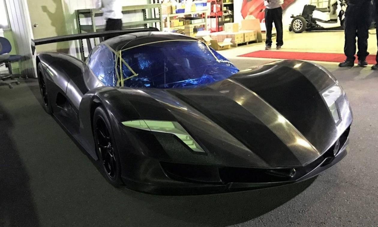 Ιδού το πιο γρήγορο αυτοκίνητο στον κόσμο! (vid   pics) - Newsbomb 8fba1bfd723