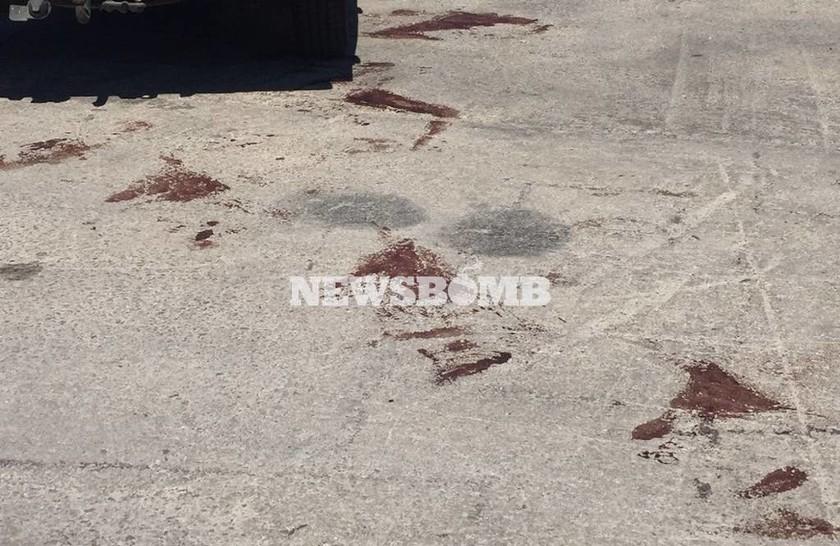Έγκλημα στη Δραπετσώνα: Με στιλέτο δολοφόνησε τον οδηγό ταξί (pics)