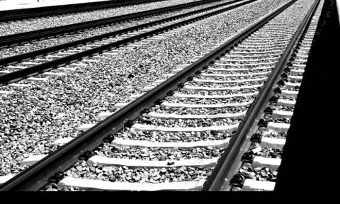 Κιλκίς: Φθορές από τη φωτιά στη σιδηροδρομική γραμμή στη γέφυρα του Αξιού