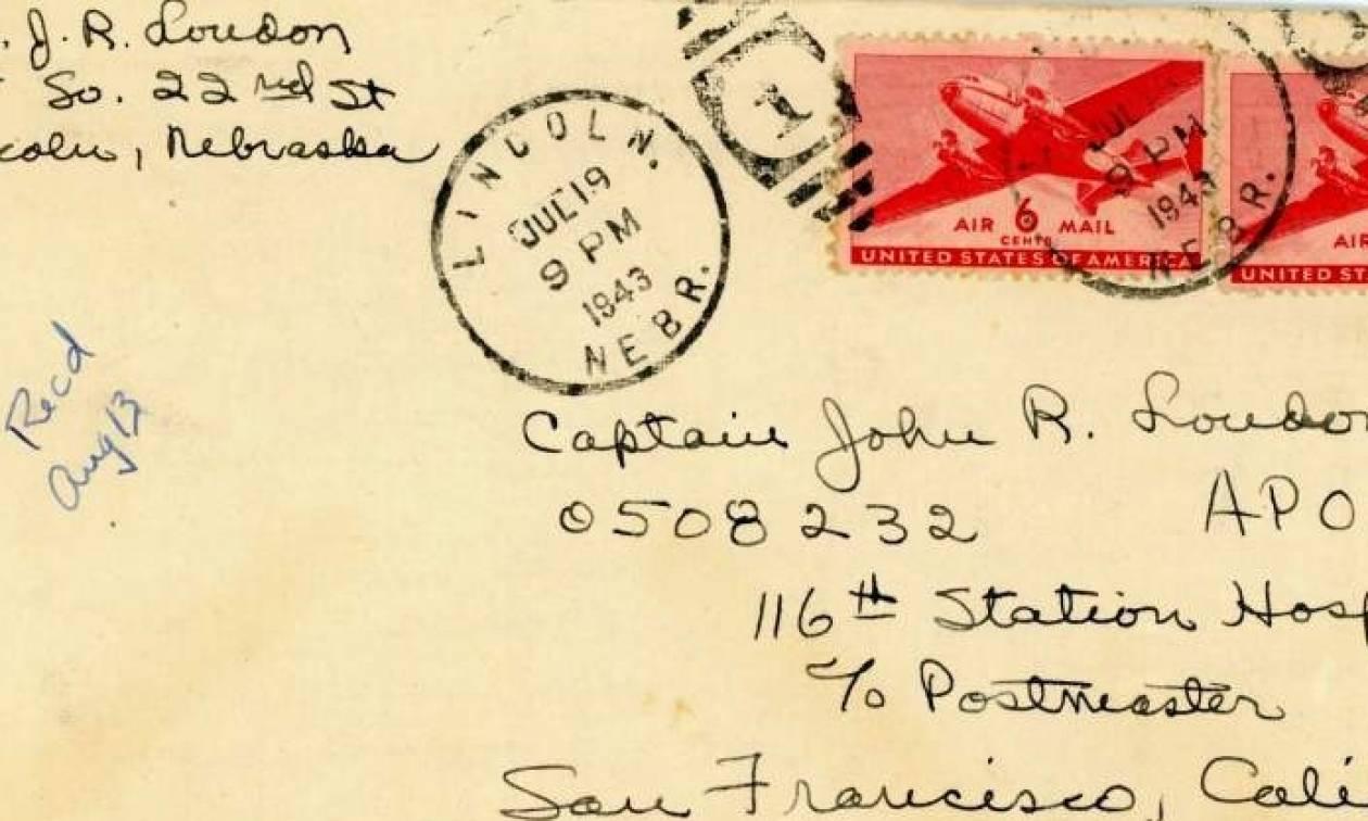 Βρήκε ερωτικές επιστολές του πατέρα του από τον Β' Παγκόσμιο Πόλεμο μέσω Facebook