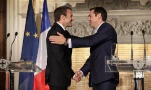 Γερμανικός Τύπος για Επίσκεψη Μακρόν: Ο Γάλλος φίλος της Ελλάδας