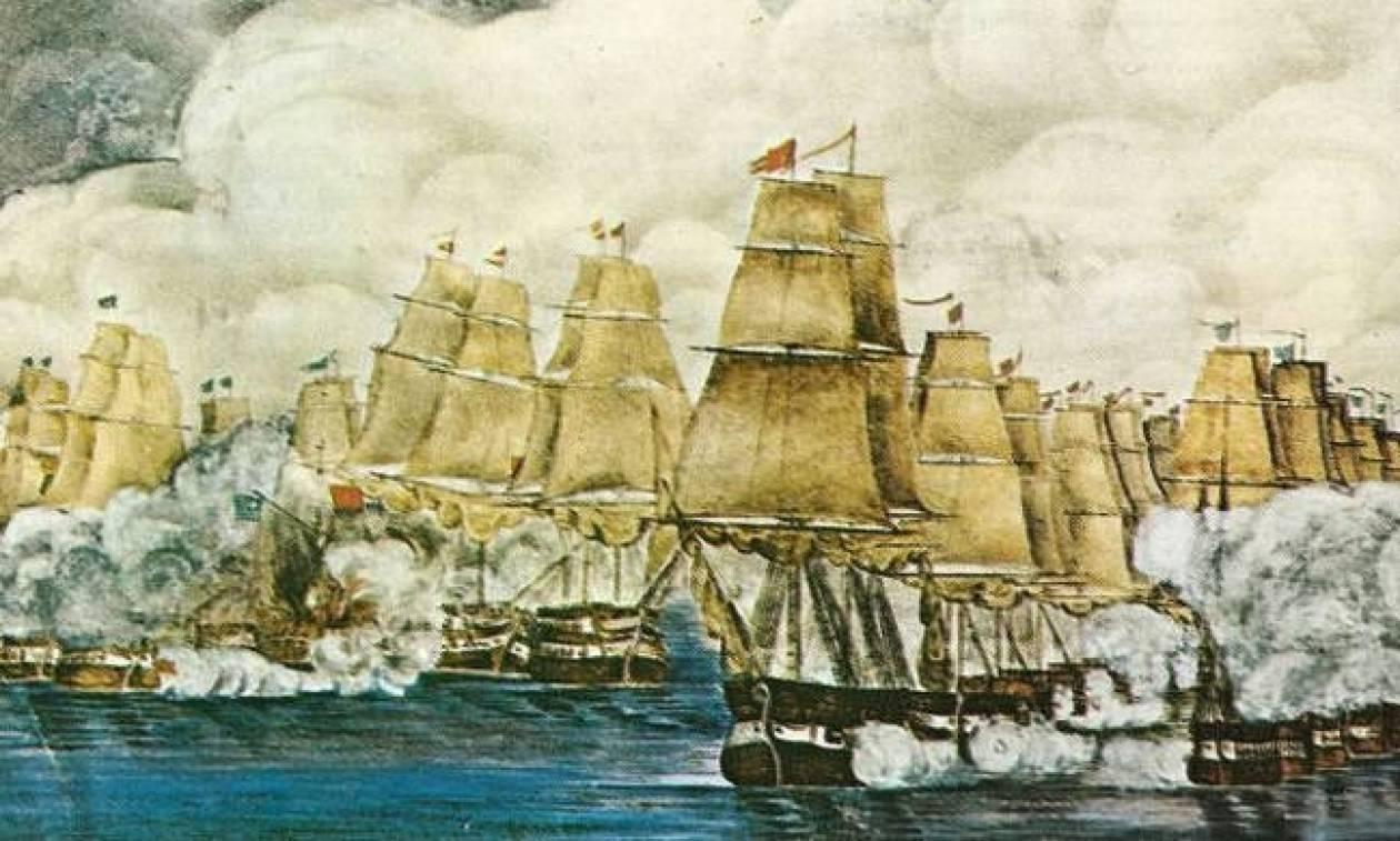 Σαν σήμερα το 1822 ξεκίνησε η Ναυμαχία των Σπετσών