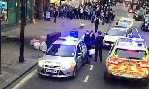 Έκρηξη σε κεντρικό δρόμο του Λονδίνου - Τουλάχιστον ένας τραυματίας (pics+vids)