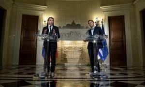 Ο Μακρόν στην Ελλάδα: Μετά την Πνύκα, το ραντεβού με τα «μεγάλα πορτοφόλια»