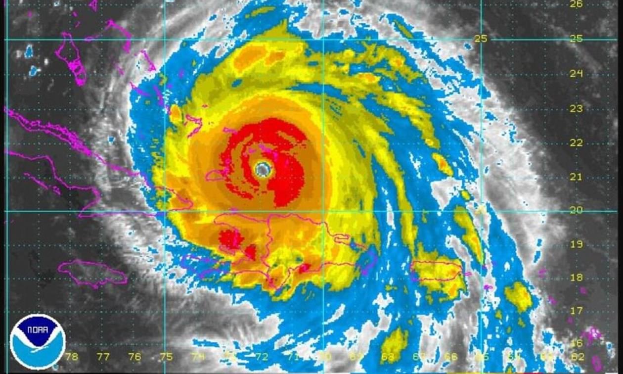 Βιβλική καταστροφή από το πέρασμα του τυφώνα Ίρμα: Ισοπεδωμένα νησιά και 14 έως τώρα οι νεκροί