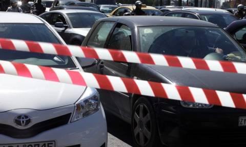 Χάος στους δρόμους της Αθήνας