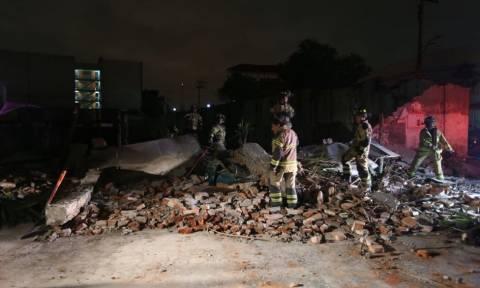 Φονικός σεισμός 8,2 Ρίχτερ «ισοπέδωσε» το Μεξικό: Τουλάχιστον 32 νεκροί - (Pics+Vids)