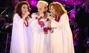 Μαρινέλλα, Βιτάλη, Γλυκερία - Χαμός στη Λάρισα: Παράπονα για μια «τριτοκοσμική» συναυλία στο Αλκαζάρ