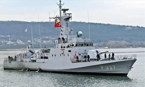 «Ψάχνονται» για τσαμπουκά οι Τούρκοι: Σε Αιγαίο και Κύπρο ο τουρκικός στόλος
