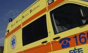 Αυτοκίνητο παρέσυρε και τραυμάτισε ποδηλάτη στη Λάρισα