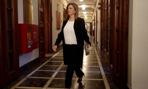 Αντωνοπούλου: Η ανεργία θα μειωθεί κάτω του 20% μέσα στο 2018