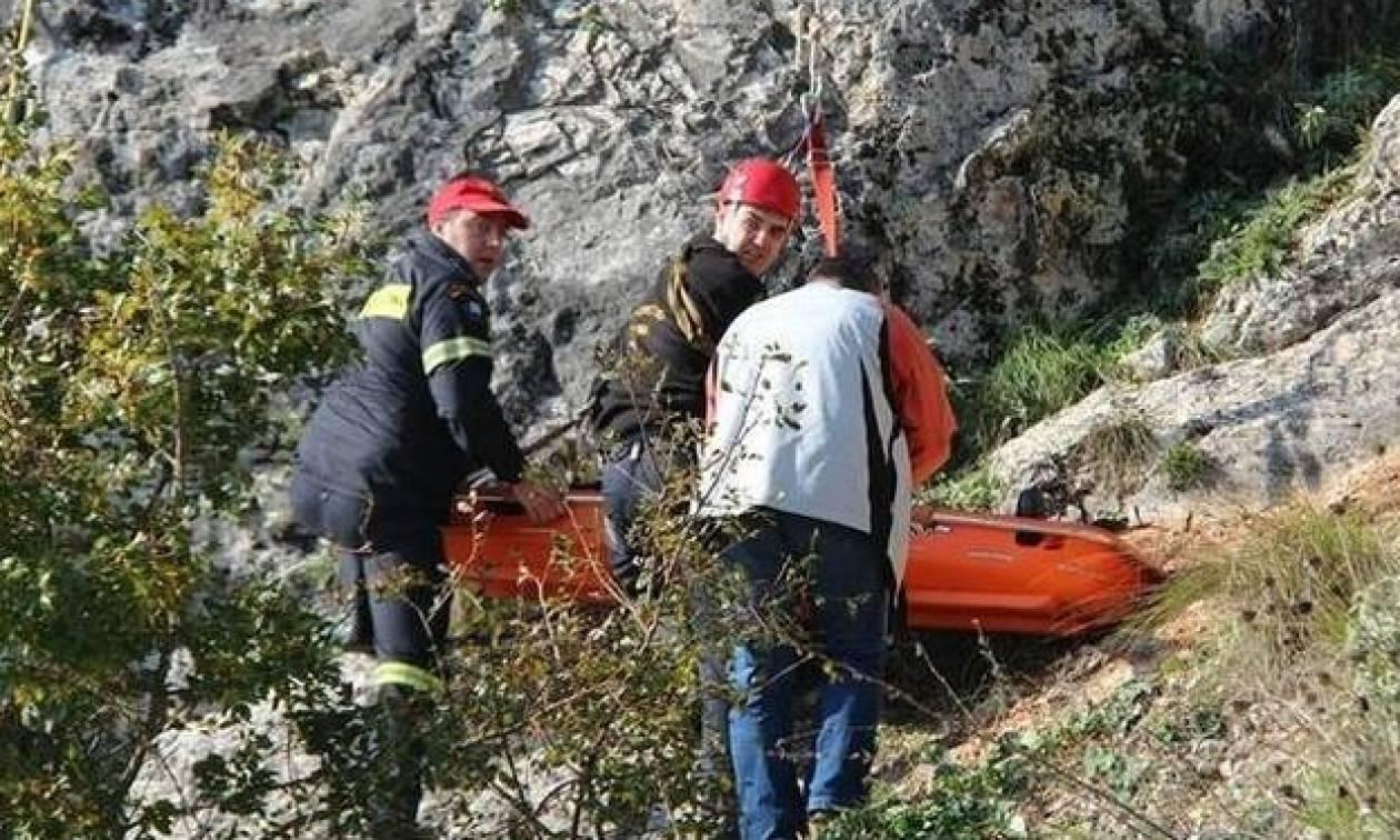 Αγωνία για ηλικιωμένο που χάθηκε στα βουνά της Υπάτης
